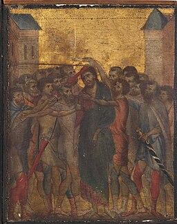 Cimabue Christ Mocked