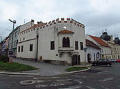 Citizens building in Purcnerova 60, Moravské Budějovice, Třebíč District.JPG