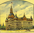 City Hall (Clohessy and Strengele, 1890).jpg