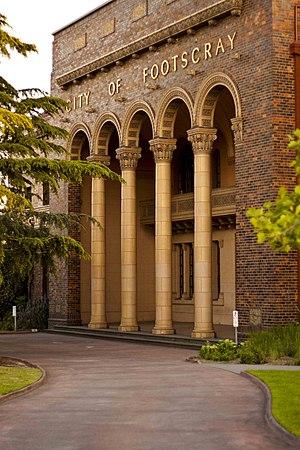 Footscray Town Hall - Footscray Town Hall