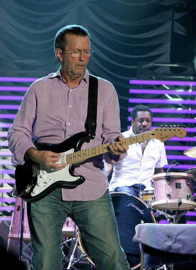 Eric Clapton in Ahoy Rotterdam (2006)