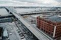 Clark Bridge - Looking NE from roof of Farm Credit Banks building.jpg