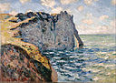 Claude Monet - The Cliff of Aval, Etrétat - Google Art Project.jpg