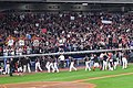 Cleveland Indians 22nd Consecutive Win (37081416176).jpg