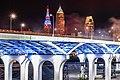 Cleveland Indians Fireworks (47936544406).jpg