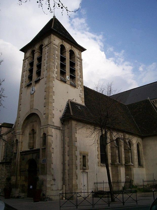 Monument historique à Clichy