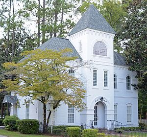National Register of Historic Places listings in Clinch County, Georgia - Image: Clinch County Jail, Homerville, GA, US