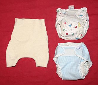 Diaper - Different kinds of outer diapers