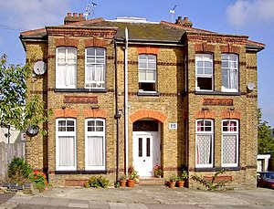 Birt Acres - Clovelly Cottage, 19 Park Road, Chipping Barnet.