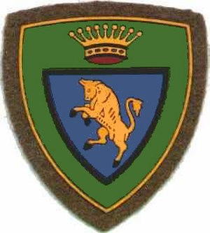 Alpine Brigade Taurinense - Coat of Arms Taurinense Alpine Brigade