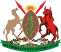 Coat of arms of Mandera County