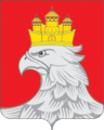 Coat of Arms of Veselevskoe (Moscow oblast).png