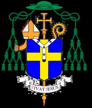 Antoon Stillemans - Image: Coat of arms of Antonius Stillemans