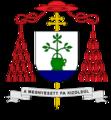 Coat of arms of László Lékai.png