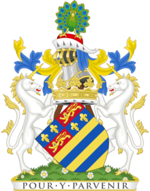 Coat of arms of the duke of Rutland.png