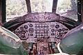 Cockpit Air Zimbabwe Viscount V748 Z-YNA (11148995273).jpg