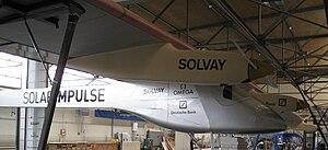 Solar Impulse - Solar Impulse 1 – fuselage and motors