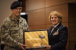 Col. Patty Wilbanks retires after 27 years of service (29911628031).jpg