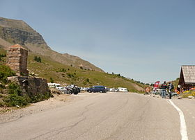 Image illustrative de l'article Col de Vars