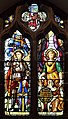 Cole memorial window, St Oswald's, Bidston.jpg