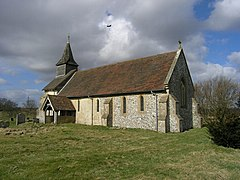 Colemore, Hampshire, Church of St Peter ad Vincula - geograph.org.uk - 135628.jpg