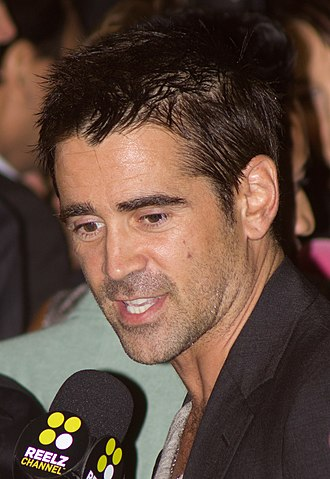 Colin Farrell - Farrell at the premiere of Seven Psychopaths at the 2012 Toronto International Film Festival