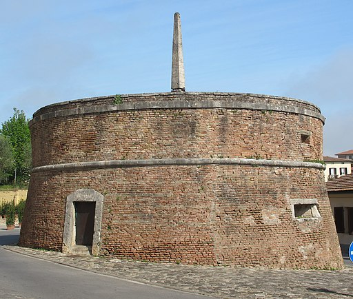Colle, cisterna