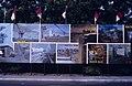 Collectie NMvWereldculturen, TM-20019415, Dia- Schildering ter gelegenheid van het 40-jarig jubileum van de viering van Onafhankelijkheidsdag, Henk van Rinsum, 08-1985.jpg