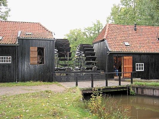 Watermill at Kollen