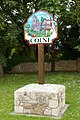 Colne village sign - geograph.org.uk - 443928.jpg