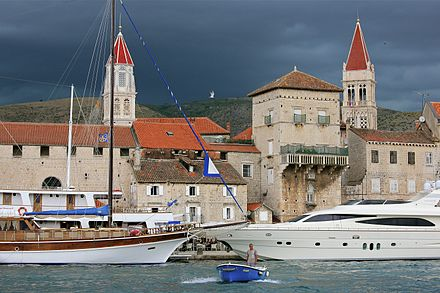 Colours of Trogir and the Storm (5975683948).jpg