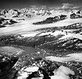 Columbia Glacier, Kadin Lake, Valley Glacier and Calving Distributary, August 12, 1961 (GLACIERS 1048).jpg
