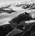 Columbia Glacier, Valley Glacier, Calving Distributary and Distributary, August 12, 1961 (GLACIERS 980).jpg