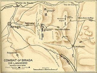 Battle of Braga (1809) battle