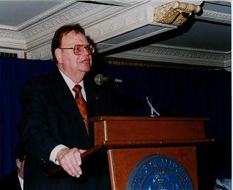 Tom Foerster - Commissioner Foerster in 1996