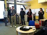 Community Engagement Team - Wikimedia - December 2013 - Photo 04.jpg