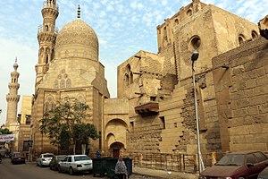 Amir Khayrbak Funerary Complex - Overview