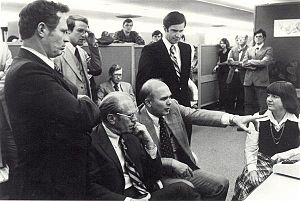 AI winter - Briefing for US Vice President Gerald Ford in 1973 on the junction-grammar-based computer translation model