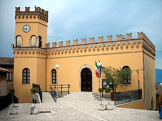 Giano dell'Umbria - Town hall