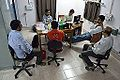 Conference Planning - Bengali Wikipedia 10th Anniversary Celebration - Jadavpur University - Kolkata 2014-12-05 1101.JPG