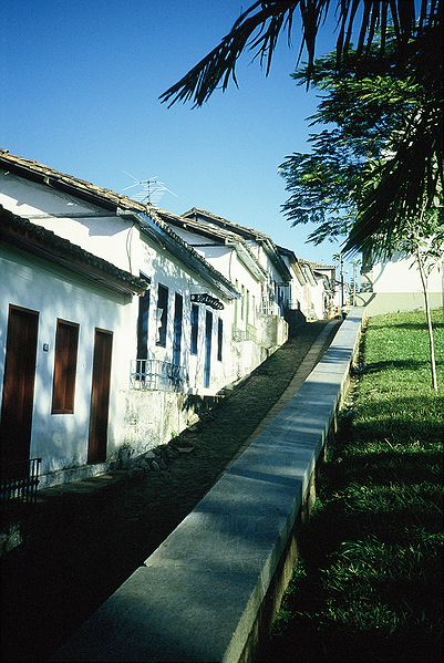 Houses in Congonhas