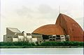Convention Centre Complex Under Constrution - Science City - Calcutta 1995-08-17 400.JPG
