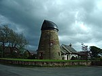 Converted windmill, Monkhill - geograph.org.uk - 173653.jpg