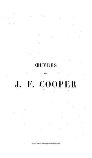 File:Cooper - Œuvres complètes, éd Gosselin, tome 3, 1839.djvu