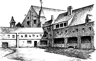 Cordeliers - The Cordeliers Convent in 1793.