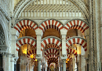 Mosque–Cathedral of Córdoba - The prayer hall