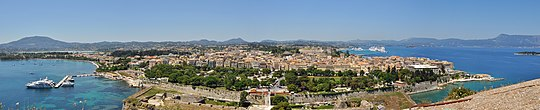 Corfu Town R02