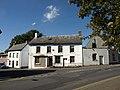 Corner of Maendu Street and Priory Hill, Brecon - geograph.org.uk - 2627758.jpg