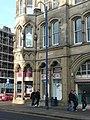 Corner of building, Westgate, Huddersfield - geograph.org.uk - 1112693.jpg