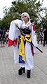 Cosplayer of Sesshōmaru, Inuyasha at CWT40 20150809.jpg